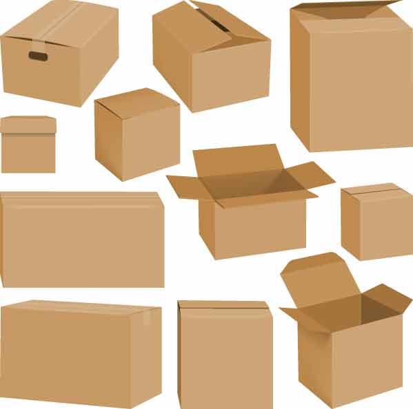 Κουτιά Συσκευασίας για eshop διάφορα σχέδια