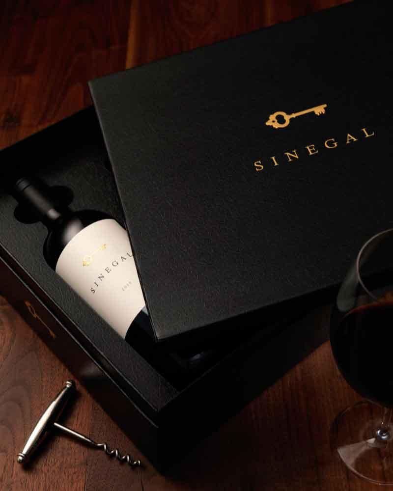 Κουτιά Συσκευασίας κρασιού