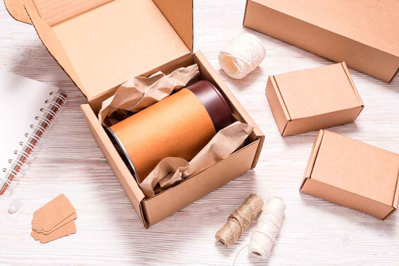 Κουτιά Συσκευασίας οικολογικά